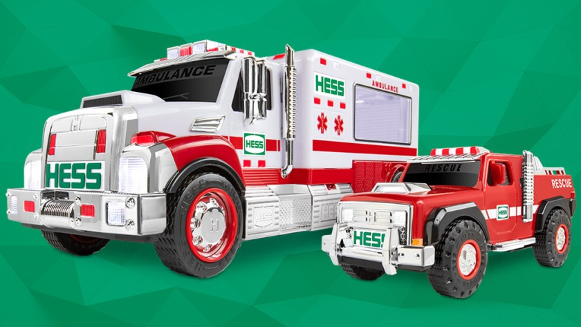 Hess Truck 2020