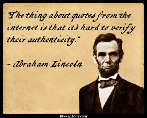 Lincoln Internet quote