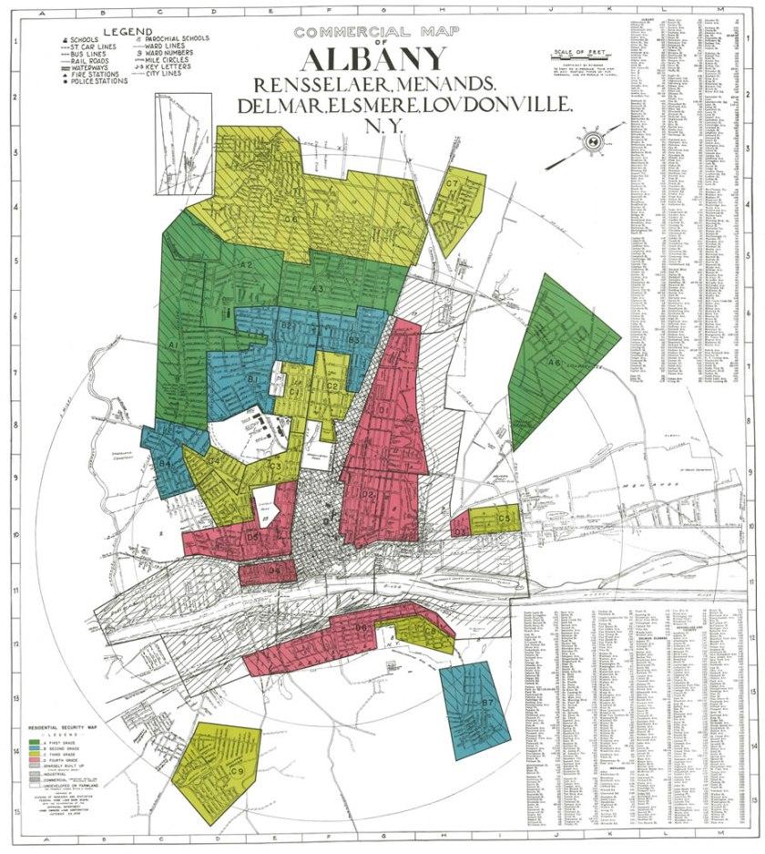 Redlining.HOLC_map_Albany