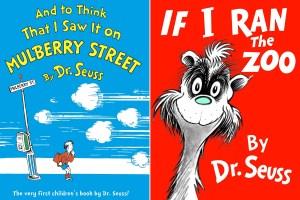 Seuss books