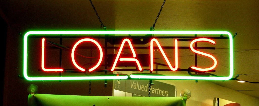 Small business loans are skyrocketing