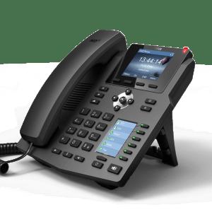 Fanvil X4 IP telefoon standaard voorzien van kleurendisplay