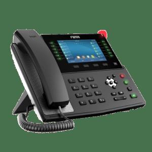 """Fanvil IP telefoon X7C met kleuren 5"""" display"""