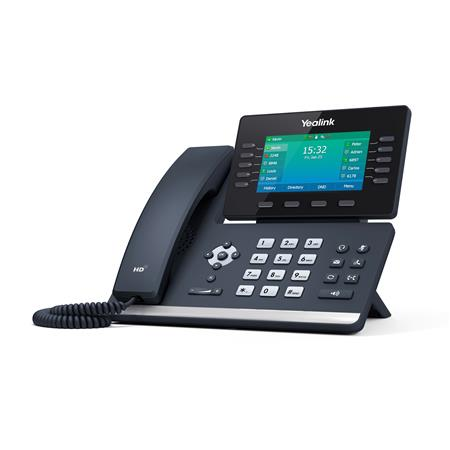 IP telefoon van Yealin k model SIP-T54W