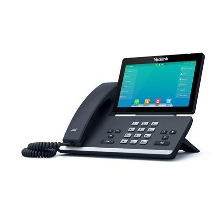 IP telefoon van Yealink met touchscreen model SIP-T57W