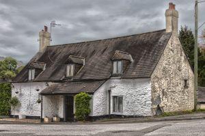The Lamb inn in Ponthir
