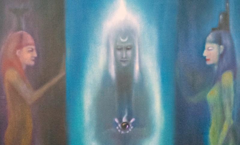 High Priestess/tarot/meaning/arcana/divination/symbolism
