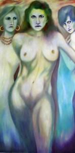Femme Fatale Greek myth