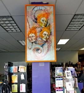 Magus Books Minneapolis, demonic art