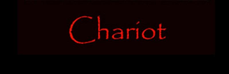 Tarot Chariot Banner