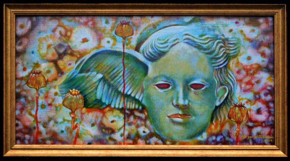 Greek mythology, Hypnos,Night,Nyx,Morpheus,Minnesota artist,Minneapolis artist,Minnesota visual artist,Minneapolis artists, Minnesota artists