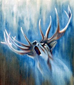 white stag,quest,symbolism,