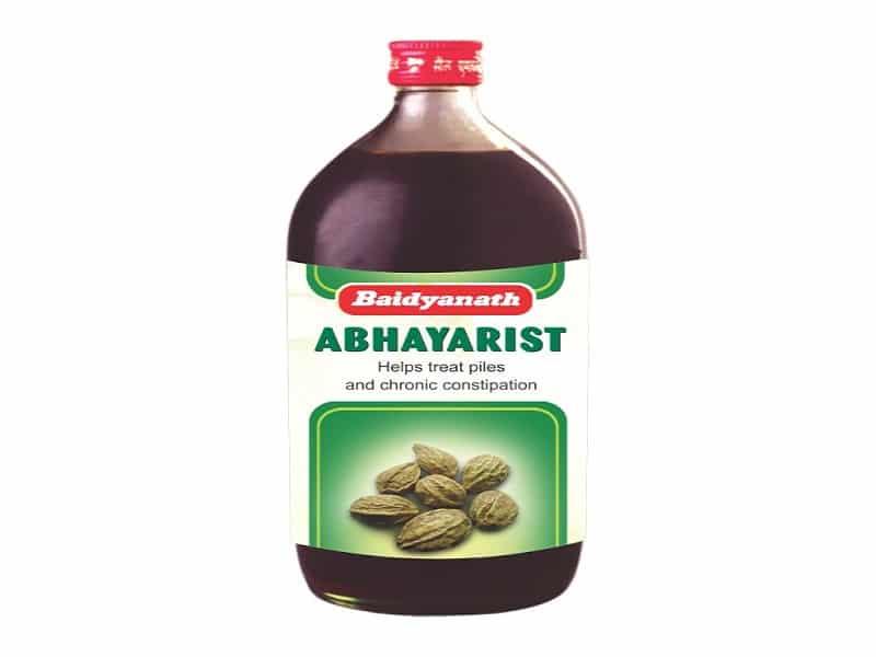 benefits of Baidyanath Abhayarishta in hindi