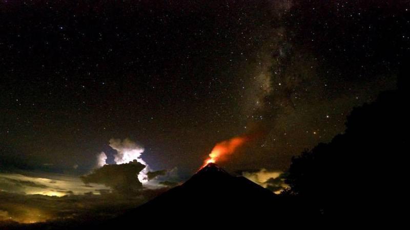 Redescubriendo el asombro en el Acatenango