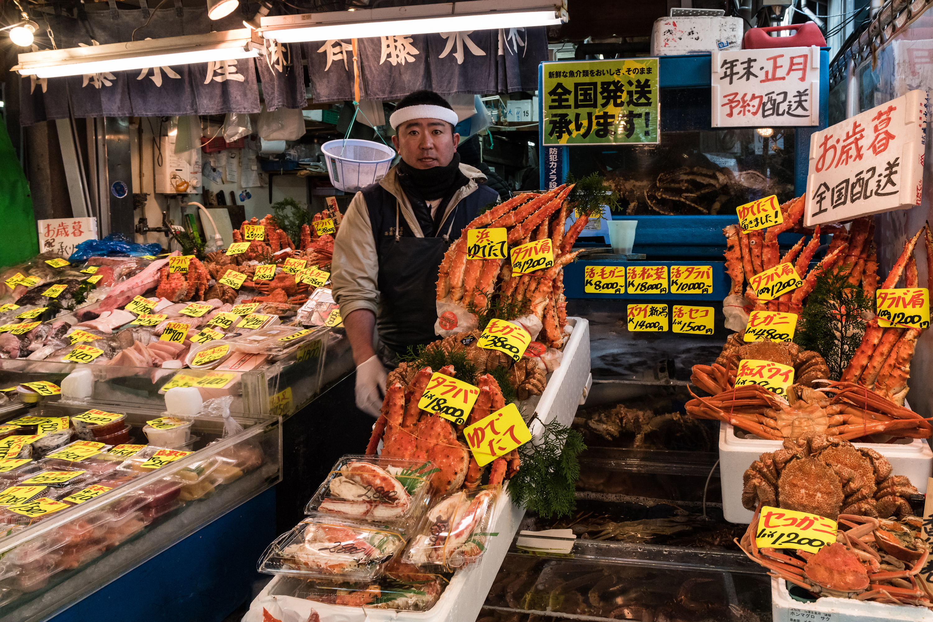 Tokyo is so bizarre and i loved it rogue experiences for Tsukiji fish market japan