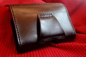 Smartphone holster - back