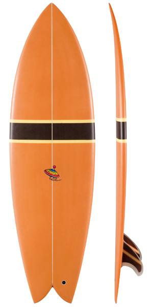 Rogue Mag Surf and Brands Billabong Keel Fish