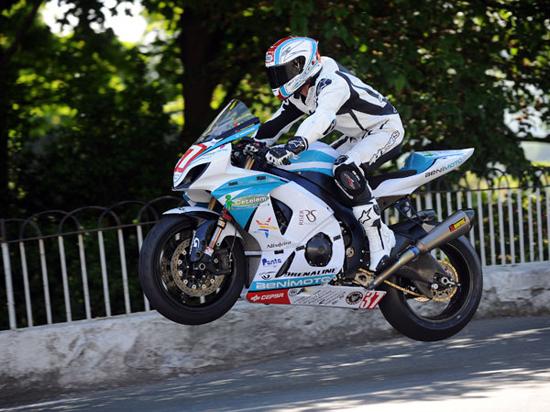 Rogue Mag Motorsport Luis Carreira Isle of Man TT