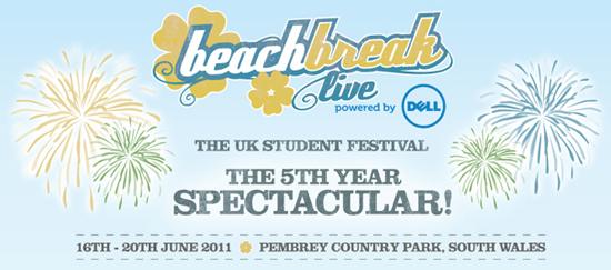 Beach Break 2011