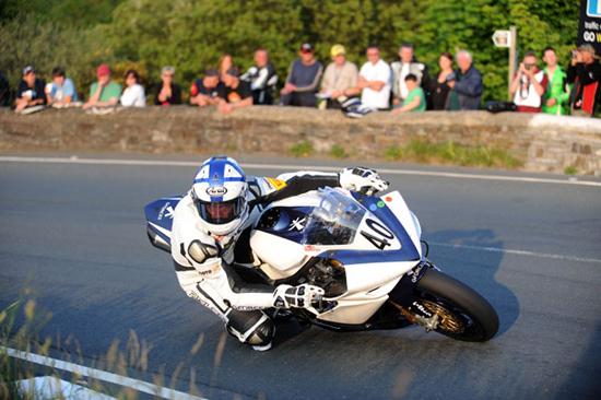 Rogue Mag Motorsport Jeremy Toye Isle of Man TT
