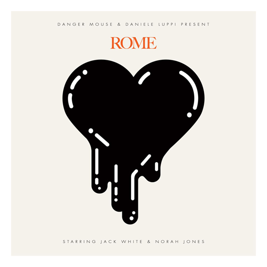Rogue Mag Music Danger Mouse & Daniele Luppi - Rome