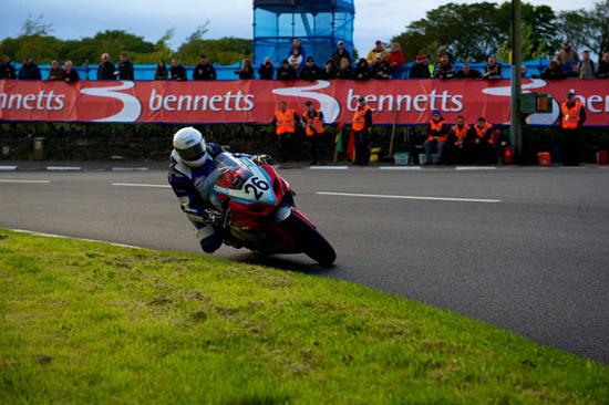 Rogue Mag Motorsport Isle of Man TT Ian Mackman