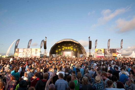 Rogue Mag Music and Festivals Relentless Boardmasters Stage