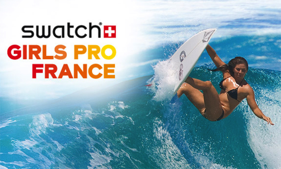 Rogue Mag Surf Swatch Girls Pro France 2011