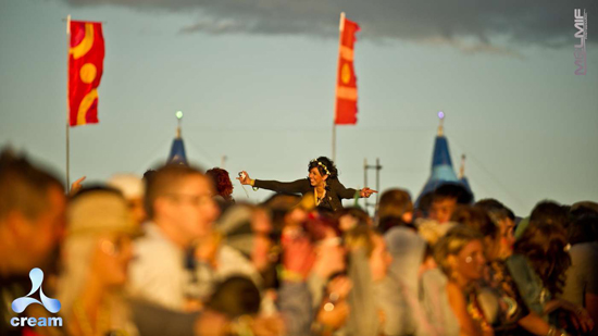 Rogue Mag Festivals Creamfields 2011