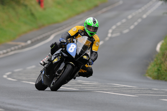 Rogue Mag Motorsport ANDREW BRADY WINS MANNGO.IM JUNIOR MANX GRAND PRIX RACE