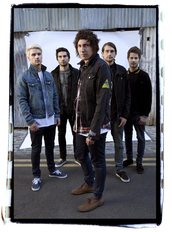 Rogue Mag Music You Me At Six release Loverboy music video