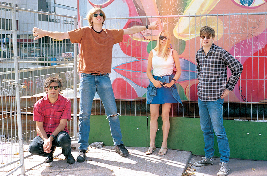 Rogue Mag Music Sonic Youth the Year That Punk Broke press shot