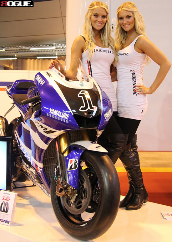 Rogue Mag Motorsport - Highlights from Motorcycle Live 2011