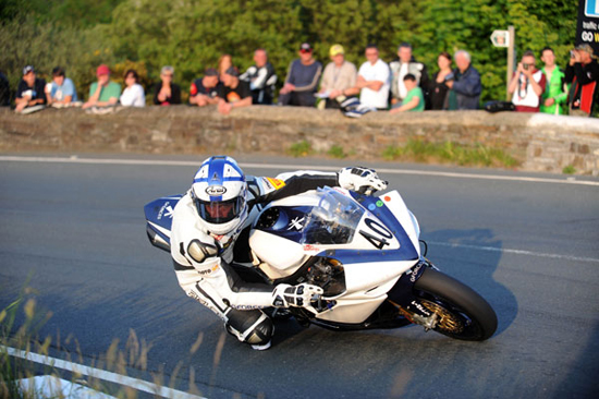 Rogue Mag Motorsport - Millsport Racing sign Steve Mercer for 2012 Isle Of Man T Races campaign