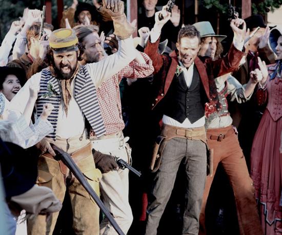 Rogue Mag Music - The Killers - The Cowboy's Christmas Ball