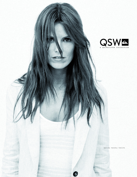 Rogue Mag Brands - Quiksilver Women's Spring/Summer 2012 collection
