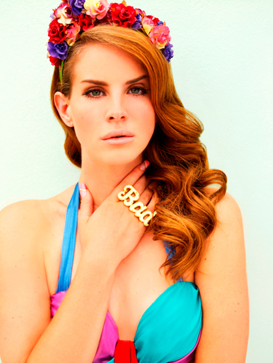 Rogue Mag Music - Lana Del Rey - Born To Die album review