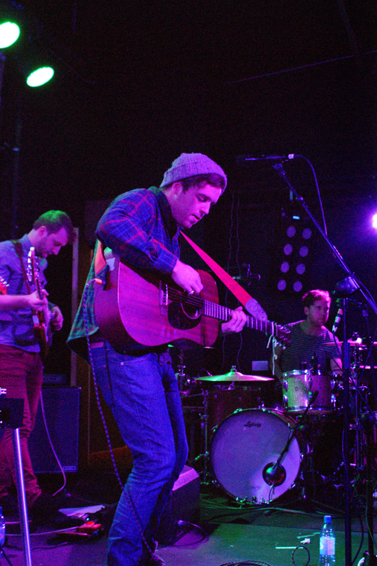 Rogue Mag Music - Benjamin Francis Leftwich warms The Globe, Cardiff