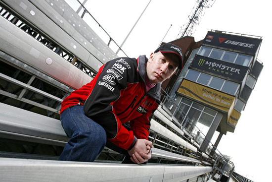 Rogue Mag Motorsport - Multiple British Champion Karl Harris to make Isle of Man TT debut