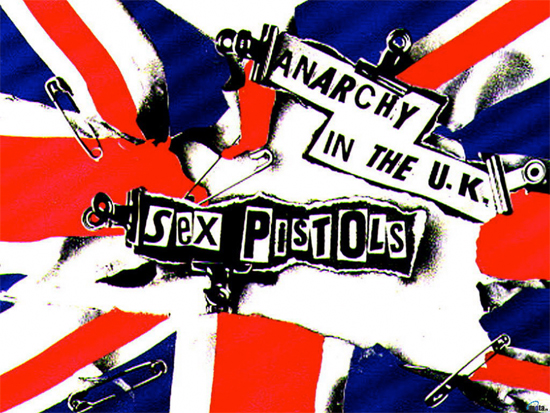 "Rogue Mag Music - Sex Pistols to release limited edition 'Anarchy In The UK' 7"" single"