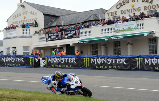 Rogue Mag Motorsport - Third IOMTT Races Qualifying session curtailed, McGuinness still on top
