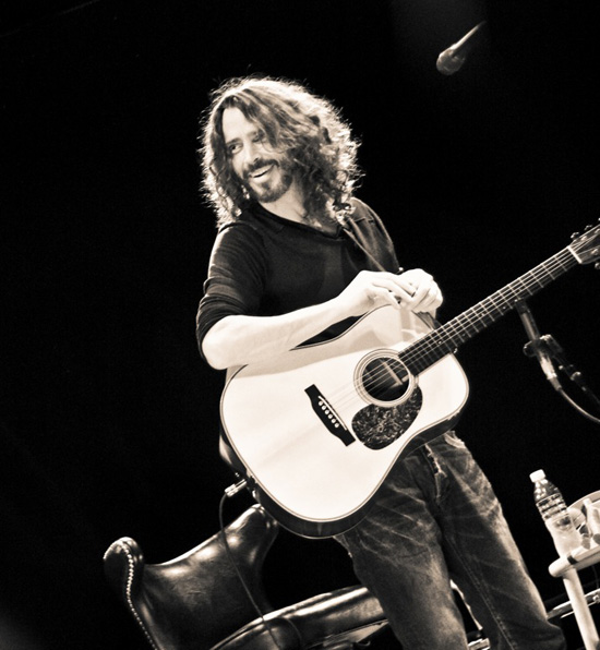 Rogue Mag Music - Chris Cornell heads out on unplugged tour post Download Festival