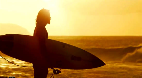 Rogue Mag Surf and Video - Dave Rastovich Hawaii Experience