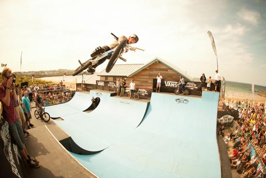 Rogue Mag Festivals - Boardmasters 2012 - Mark Webb