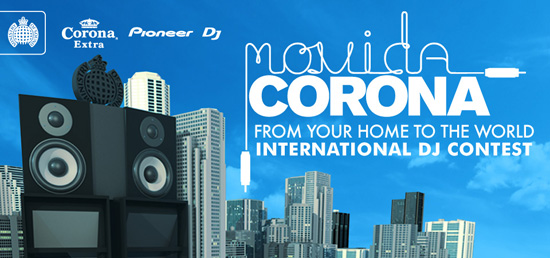 Rogue Mag Music - Movida Corona launches DJ contest in association with Ministy Of Sound