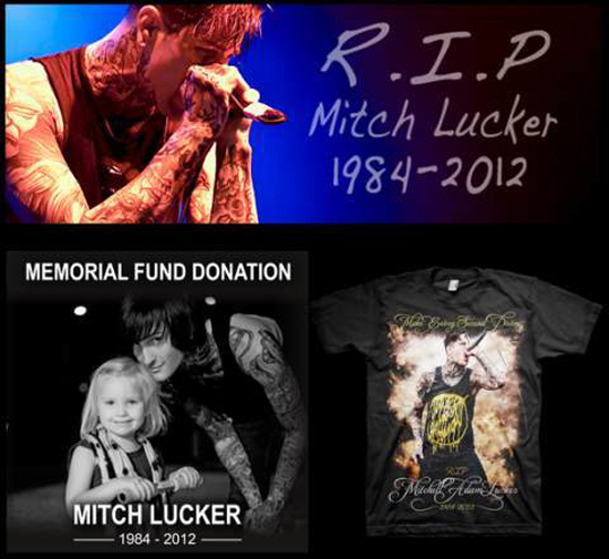 Rogue Mag - Suicide Silence – Official memorial fund online!
