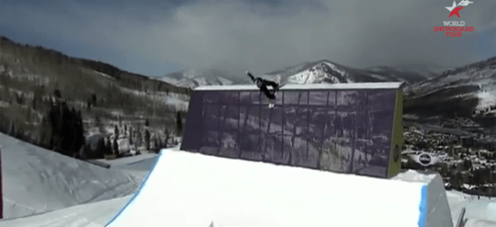 Rogue Mag Snow - Riders get ready for world snowboard tour finals at the burton us open 2013