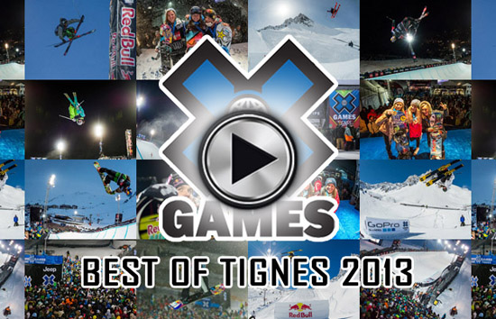 Rogue Mag Snow - Best Of Winter X-Games Europe Tignes 2013 - Ski & Snowboard