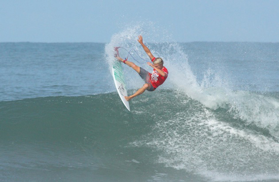 Rogue Mag Surf - International Field Shines on Opening Day of Surf Open Acapulco