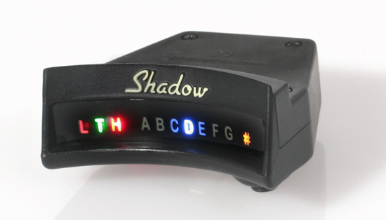 Rogue Mag Brands - Free Shadow Soundhole Tuner With the Purchase of Epiphone Acoustic Guitar